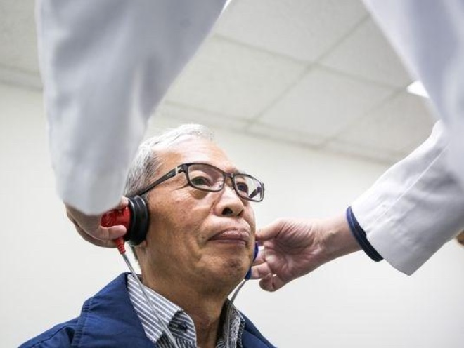 Hearing test at work | Hearing Tests | Auckland, New Zealand
