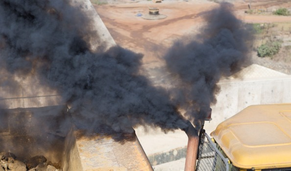 The dangers of diesel fumes at work | Business Health Services